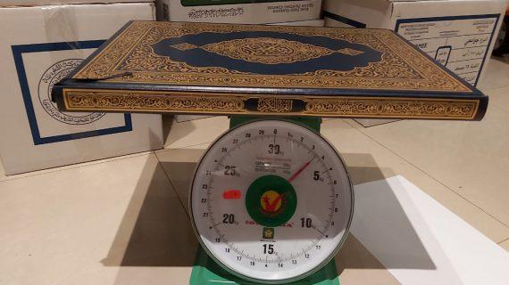 Mushaf Quran Madinah Ukuran Jumbo