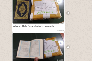 Testimoni Bpk Fitra Makassar