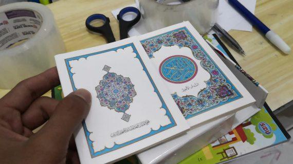 Jual Mushaf Quran Madinah Ukuran Kecil Ukuran Saku Per 5 Juz