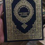 Jual Mushaf Quran Madinah Terjemah Bahasa Selain Indonesia