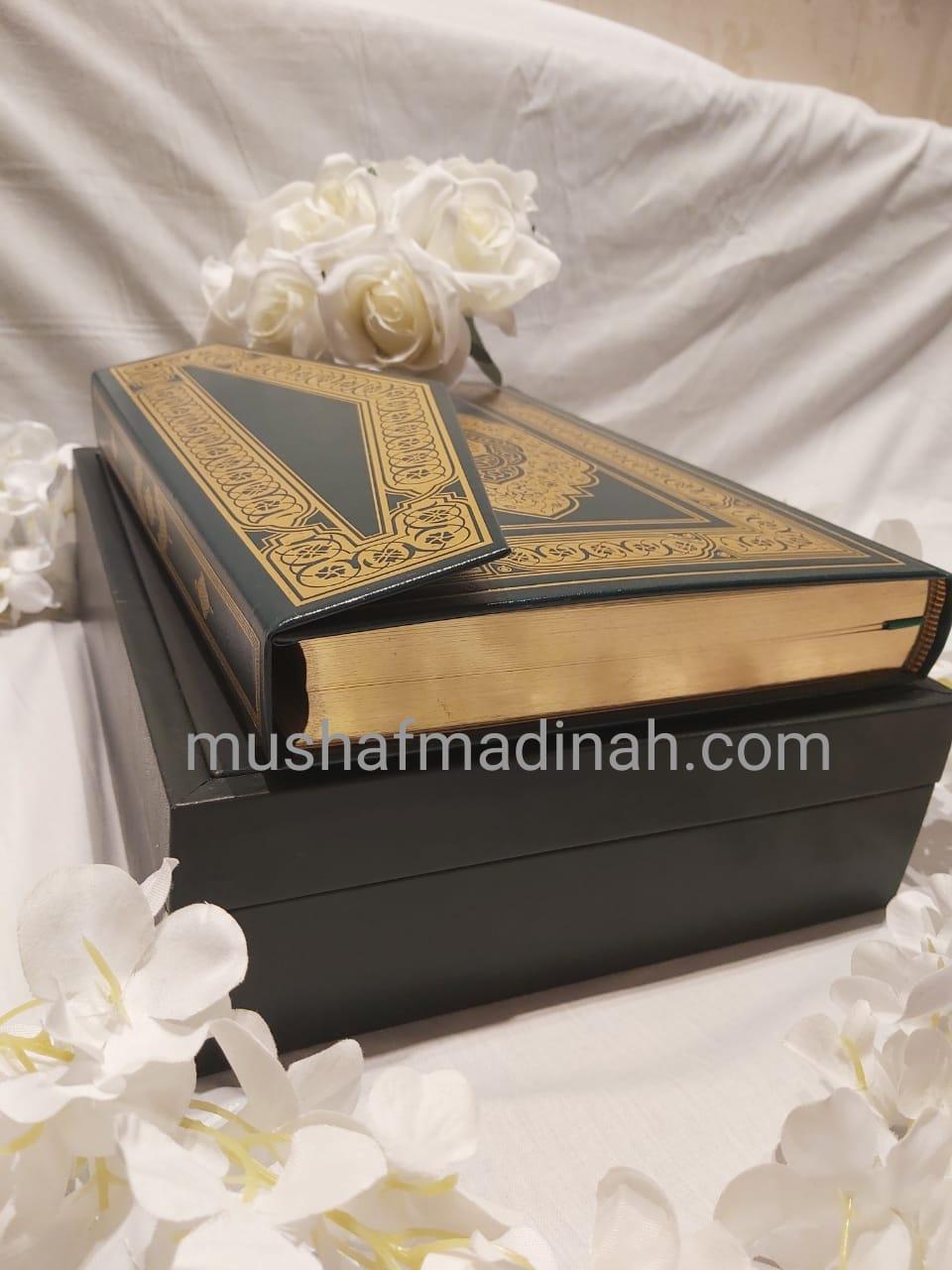 Mushaf Quran Madinah luxury